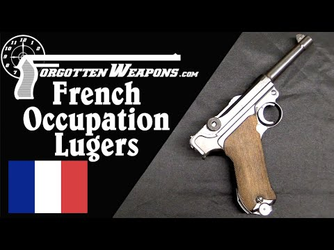 1945: The French Occupy Mauser and Make Lugers