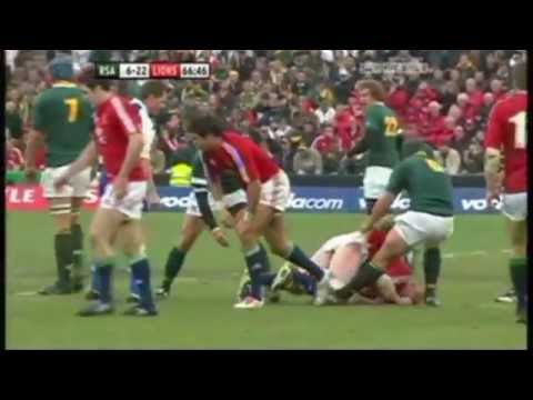 2009 British and Irish Lions Tour of South Africa Highlights