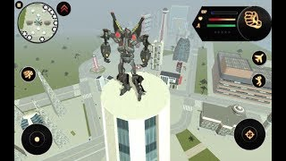 Future Robot Fighter - by Naxeex Corp - Android GamePlay FHD 2018