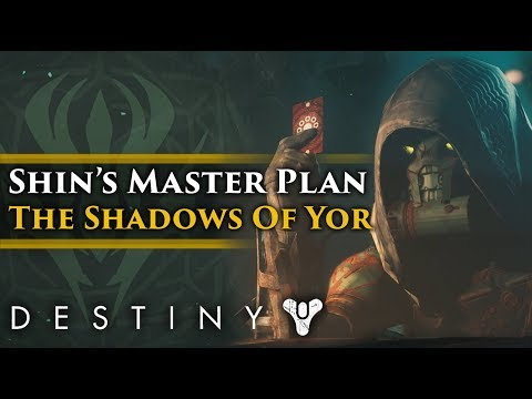 Destiny 2 Lore - The Shadows Of Yor (Part 2) Shin's master plan! The secret of Dredgen Vale! thumbnail