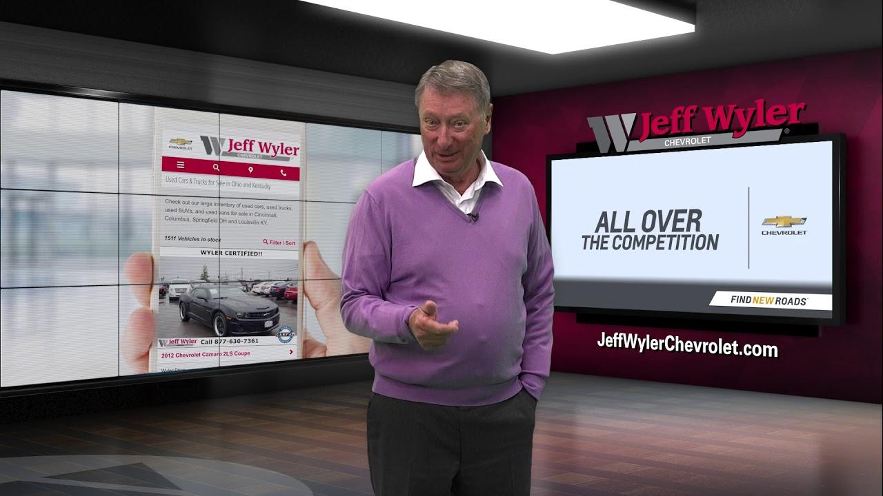 Jeff Wyler Chevrolet We Re Everywhere Around Town Youtube