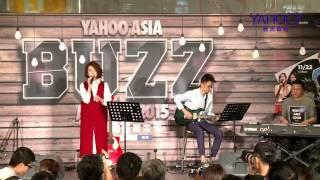 J.Arie 雷琛瑜 - 你死我活 【YAHOO 搜尋人氣大獎 2015 前奏音樂會 第二場】