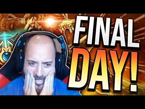 SoloRenektonOnly - [DAY 82] THE FINAL DAY OF THE SEASON!!! [PART 1]