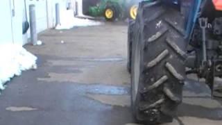 Tracteur Landini 8880 disponible chez Alcide Ouellet et Fils de Saint-Cyprien G0L2P0