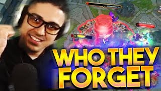 WHO THEY FORGET ABOUT????? - Trick2G