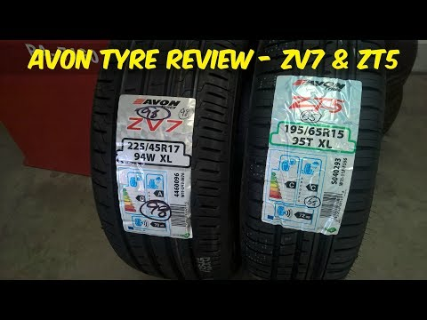 Avon Tyre Review - My Honest Opinion