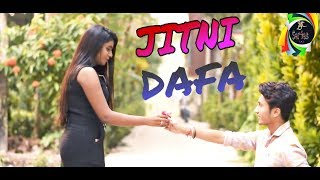Jitni Dafa _ Female Cover by Rituparna _ Best Romantic Song ever bollywood sad song _( 720 X 1280 )