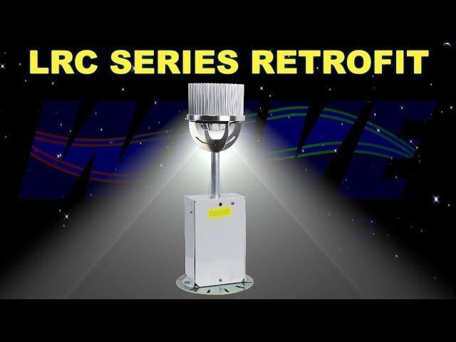 Wave Lighting's LRC Series Retrofit