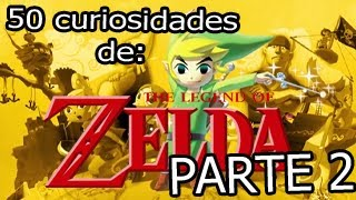 50 curiosidades de The legend of zelda PARTE 2