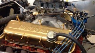 650hp V8 Chevy Nova Built In A Garage | Super Loud