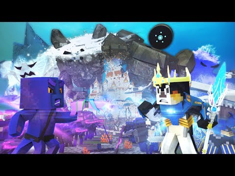 """Minecraft Song ♪ """"SAVE OUR CROWN"""" A Minecraft Parody! (Music Video)"""