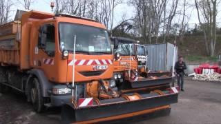 Dispositif de VIABILITÉ HIVERNALE 2016-2017 - Centre d'exploitation routier d'Avallon (89)