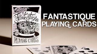 Deck Review : Fantastique Playing Cards Made By Dan And Dave