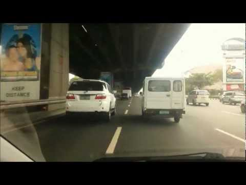 A Drive From Mandaluyong to Alabang, Metro Manila, Philippines - Matt Pond PA