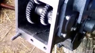 Коробка передач Скаут Т-18 після ремонту. Думки в голос на рахунок  рами, коробки і полика.