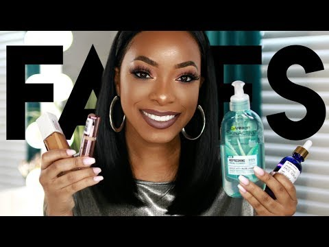 MY CURRENT SKINCARE, HAIR & BEAUTY FAVORITES | KYRA KNOX