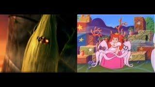 Princess Peach & Toa Onewa Gagged