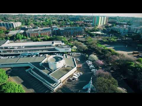 Tshwane 2018 - University of Pretoria