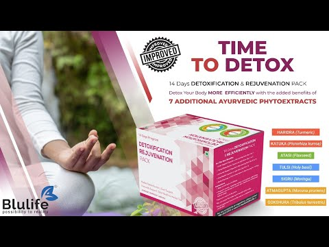 #Detoxification Product के अनेक स्वास्थ् फायदे | Blulife Products Benefit Sharing by Raman Sir