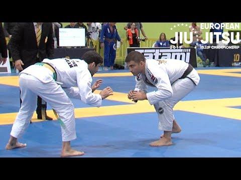 Gustavo Batista vs Lucas Lepri / European Championship 2019