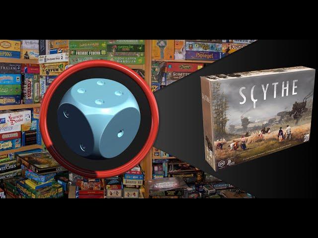 Scythe - Como Jogar