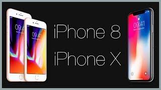 iPhone X, iPhone 8, iPhone 8 Plus : Lequel choisir ?