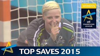 Top 30 Saves of 2015 | Women