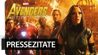 Avengers Infinity War - Pressestimmen zum Film // Jetzt im Kino | Marvel HD