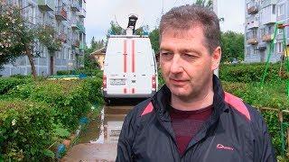 Взрывом газа дом в Башенке тряхнуло, но жить в нём можно