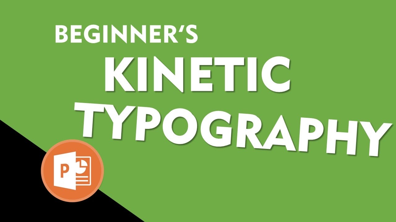 Kinetic Typography Text Animation Preview | Motion ...