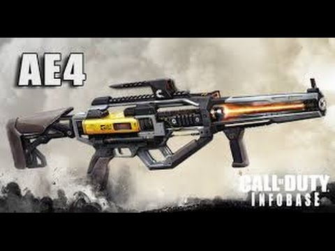 Call of duty Advance Warfare - How to get the AE4 at local play