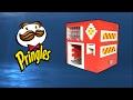Lego Pringles Machine *NEW MECHANISM*