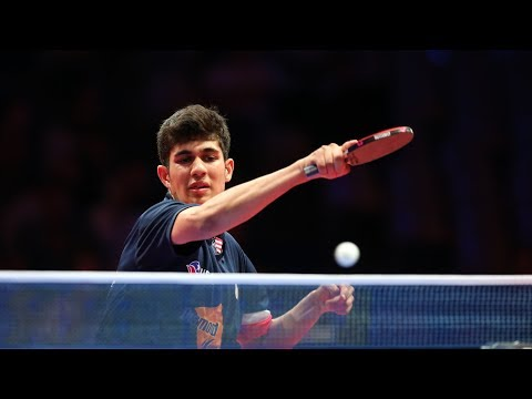 2019 North American Olympic Trials - Table Tennis - Men's Team