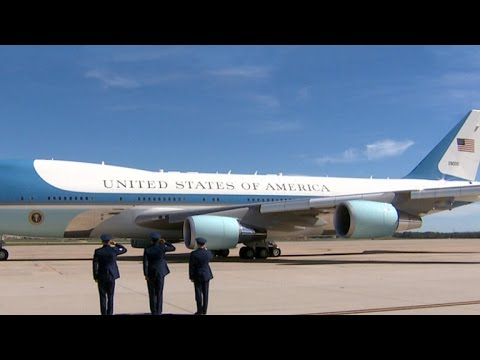 Why Air Force One could be a downgrade for Trump