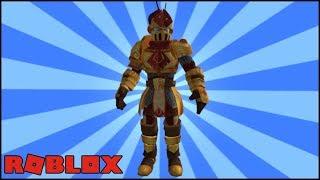 Novo Corpinho do Roblox Grátis (Knights of Redcliff: Paladin)