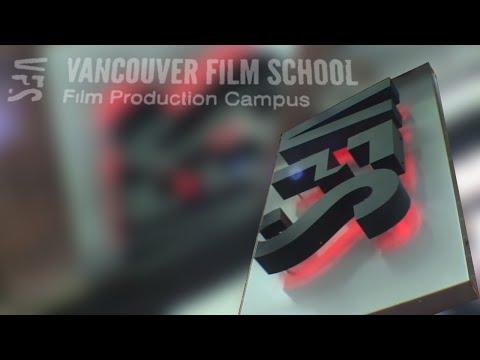 Trip to Vancouver Film School - Film Production Campus