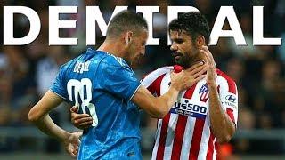 Merih Demiral vs Atletico Madrid - NOBODY SCARES THIS TURKISH BEAST • 1080P FULL HD