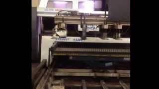 laser cutting machine for sale i strippit lvd axel 3015 l i mmi auction