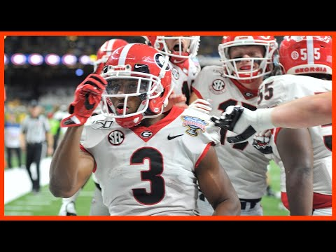 What Will UGA Look Like With A Top Ten Offense?