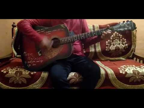 """Mere Sohneya""/""Kabir Singh""/Easy Guitar Chords/Full Lesson/Tutorial/Guitar Cover/Sachet/Shahid"