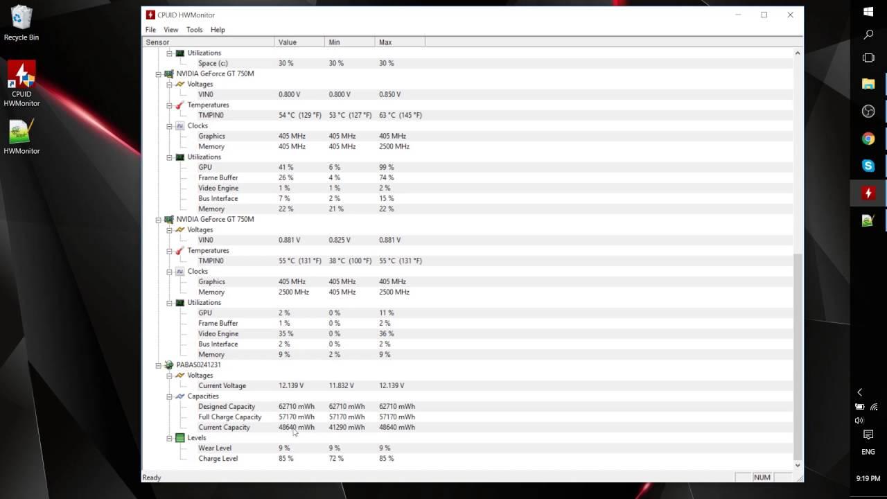 Introduction to CPUID HWMonitor | Track CPU GPU Temperature Tutorial