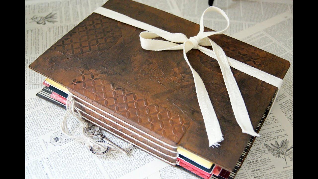 Greeting Card Memory Book