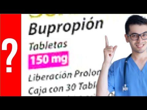 Bupropion Para Que Sirve El Bupropion Y Mas Antidepresivo Tabaquismo Youtube
