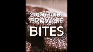 Proe - Chocolate Brownie Bites