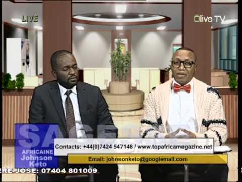 Sagesse Africaine avec Frère Alain Bompeti