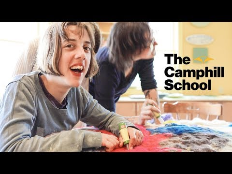 The Camphill School - From school life to the school of life