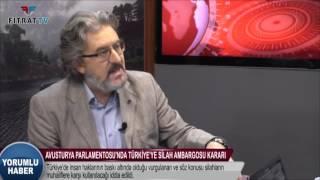 Yorumlu Haber | Avusturya Parlamentosu'nda Türkiye'ye Silah Ambargosu Kararı