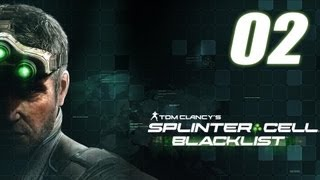 Let's Play Splinter Cell Blacklist [Deutsch/German/PC/Perfektionist] #02: Bengasi, Libyen 1