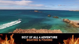 Best of All 4 Adventure: Boating & Fishing ► All 4 Adventure TV