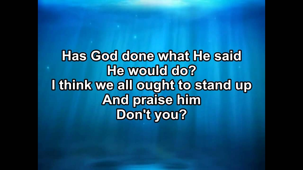 Look What The Lord Has Done - Karen Wheaton | Shazam